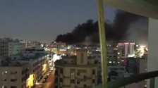 Dubai building catches fire, no injuries reported