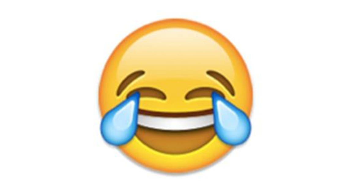 In an unexpected move, the notable Oxford English Dictionaries has chosen the widely shared 'tears of joy' emoji. (via Apple)