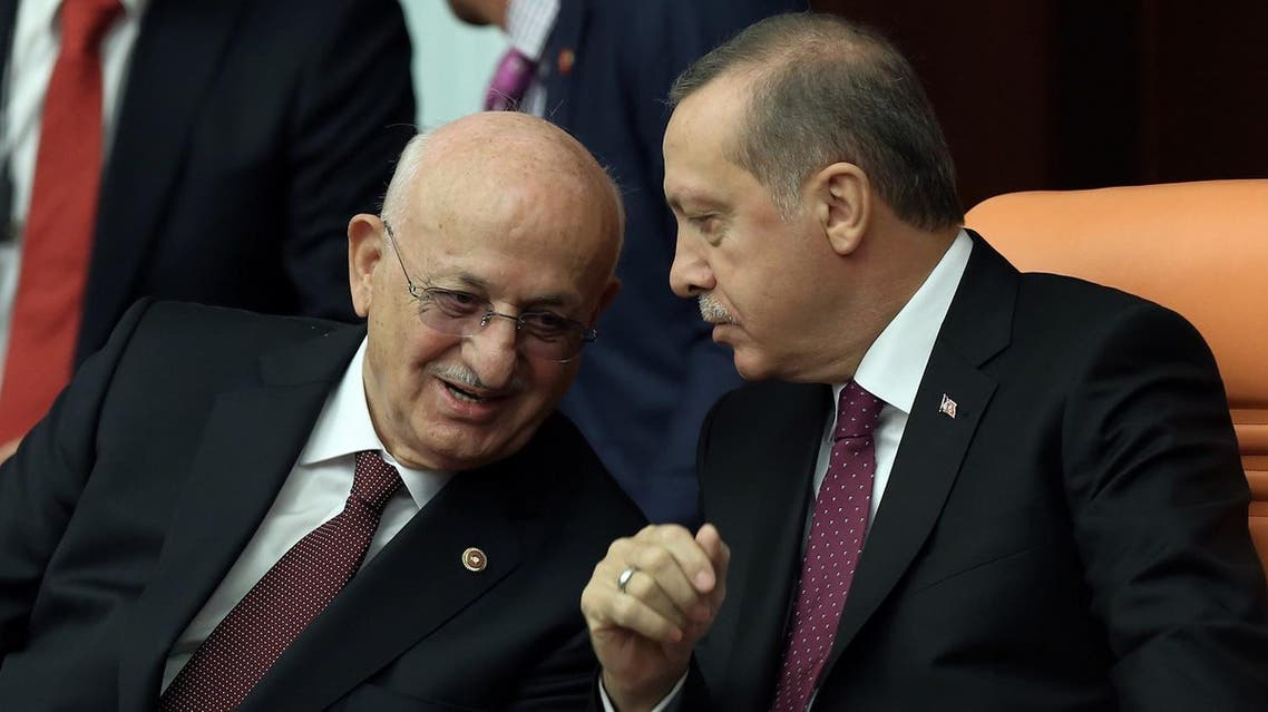 Election of a new speaker is a crucial step in Turkish politics after ruling AKP stunningly regained overall majority in snap polls. (File photo: Reuters)