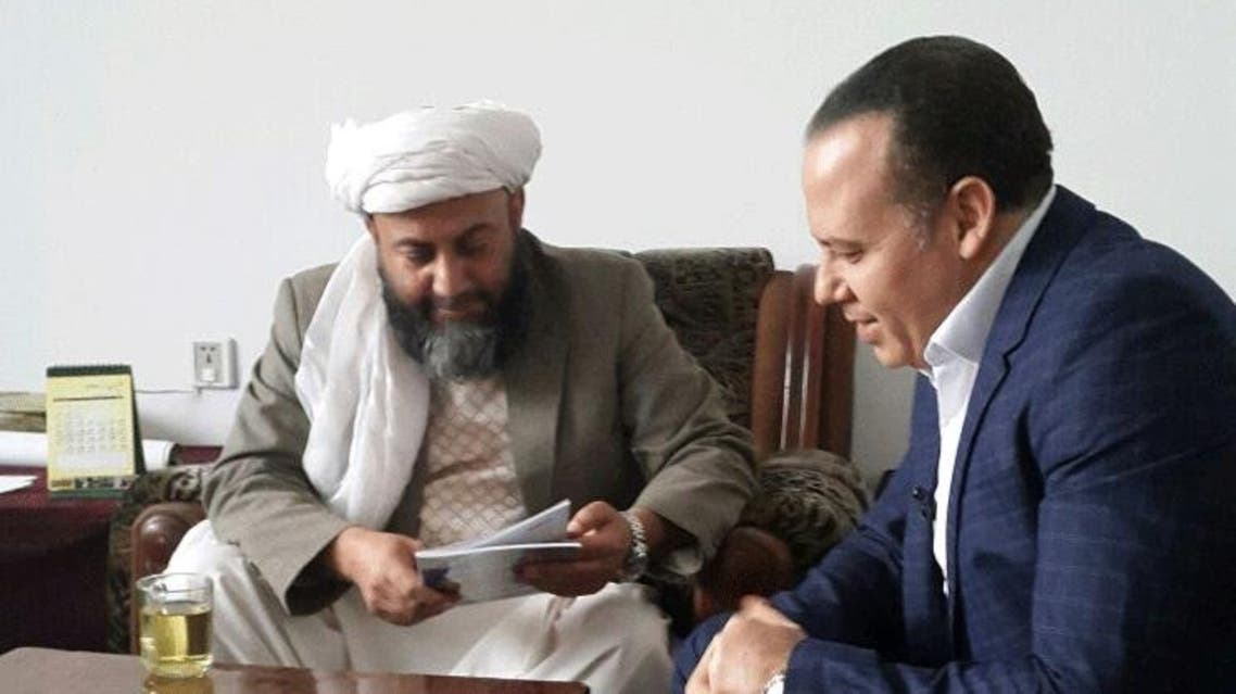 Muttawakil told Al Arabiya that the news of Mullah Omar's was kept secret so the Taliban movement does not split from within