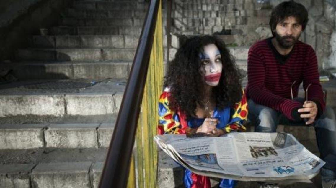 Maryam Saleh and Zeid Hamdan