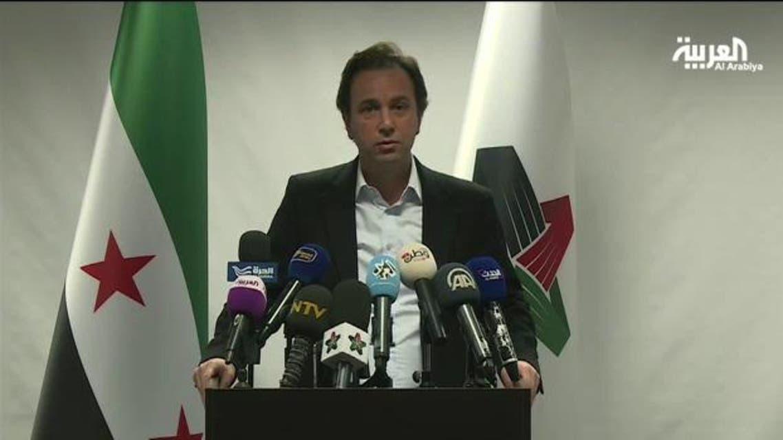 Khaled Khoja AL ARABIYA