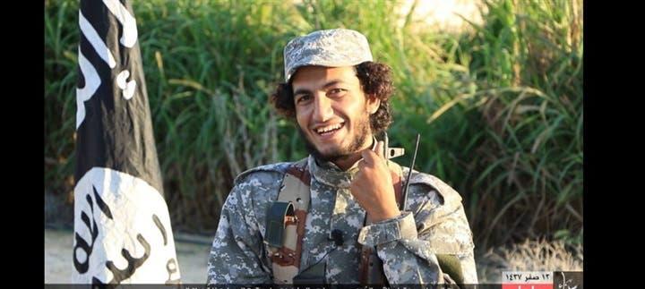 الإنتحاري الثاني أبو حمزة المهاجر