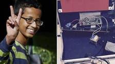 Muslim teen accused of clock bomb seeks $15 million