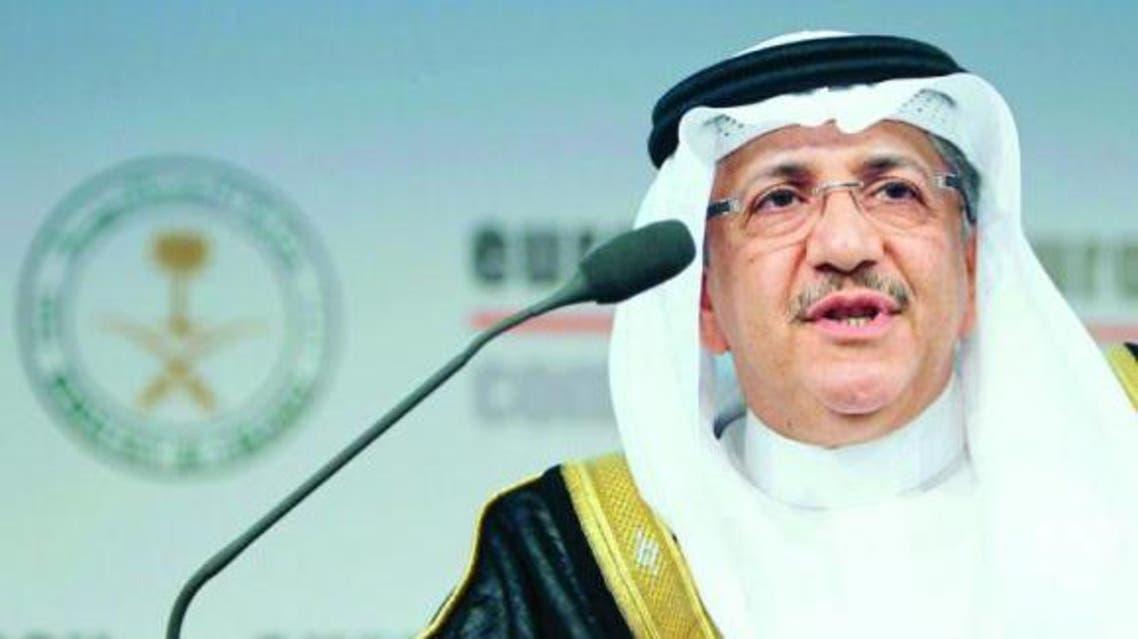 The governor of the Saudi Arabian General Investment Authority, Abdullatif Al-Othman. (File photo: Arab News)