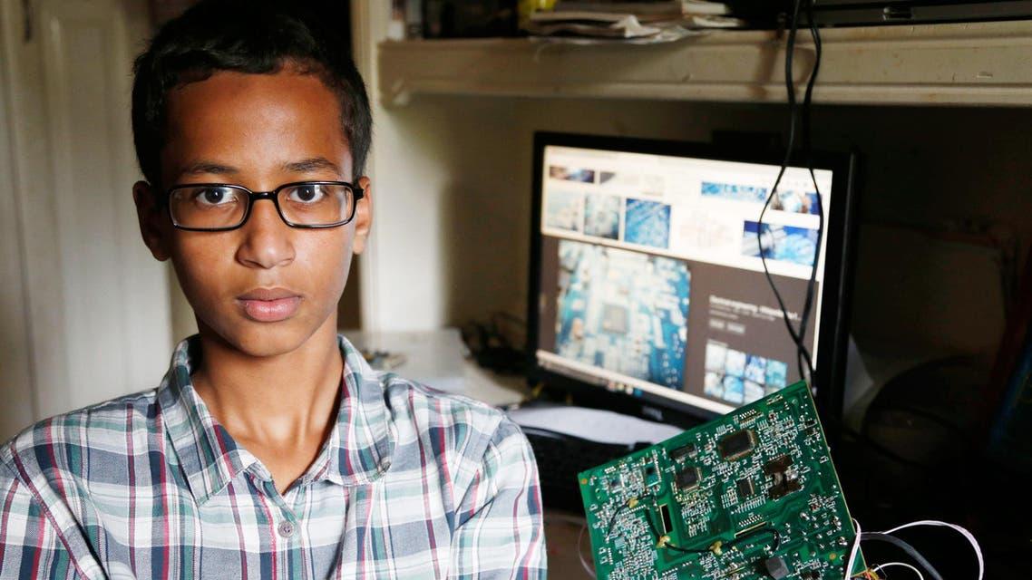 المراهق السوداني الطالب أحمد محمد