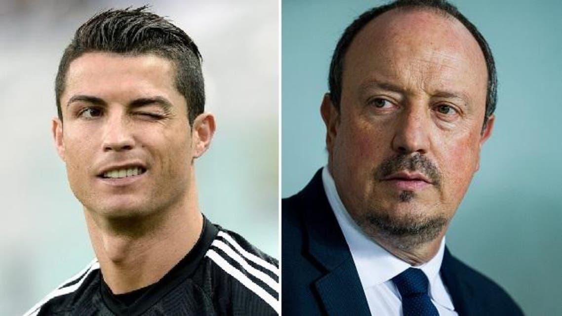 Cristiano Ronaldo or Rafael Benitez: Do Real Madrid have to choose?