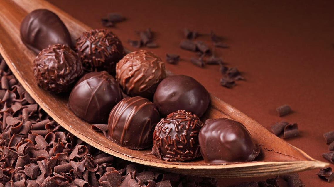 Saudi Arabia imported about 250 tons of Swiss chocolate in 2014, with an increase of 8.2 percent from the previous year. (Shutterstock)