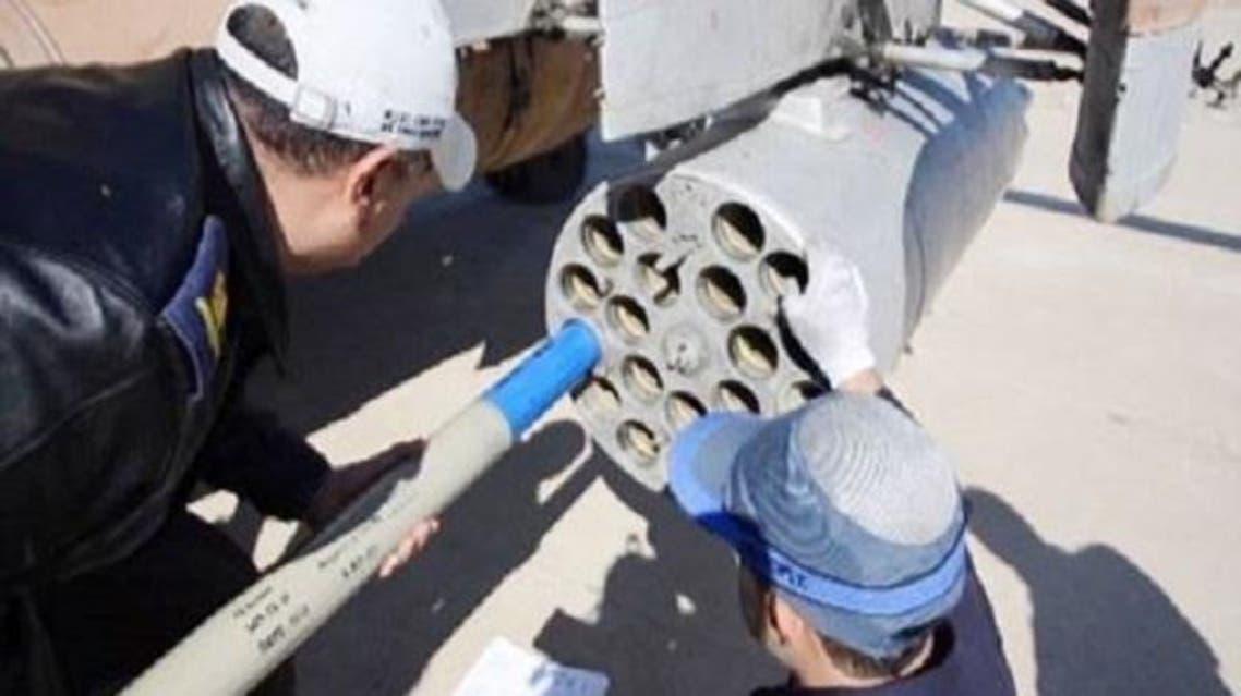 اسلحة جديدة للطيران العراقي