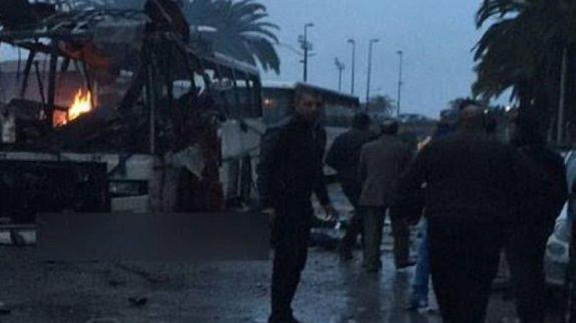 انفجار تونس