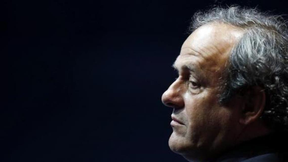 UEFA President Michel Platini is seen during the draw ceremony for the 2014/2015 Champions League soccer competition at Monaco's Grimaldi Forum in Monte Carlo August 28, 2014 | Reuters