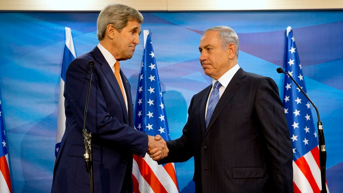 This is the first visit for U.S. Secretary of State John Kerry to the Middle East since start of 2014. (AP)