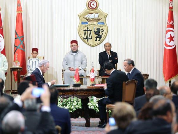 المغرب يعلن وقوفه المستمر إلى جانب تونس