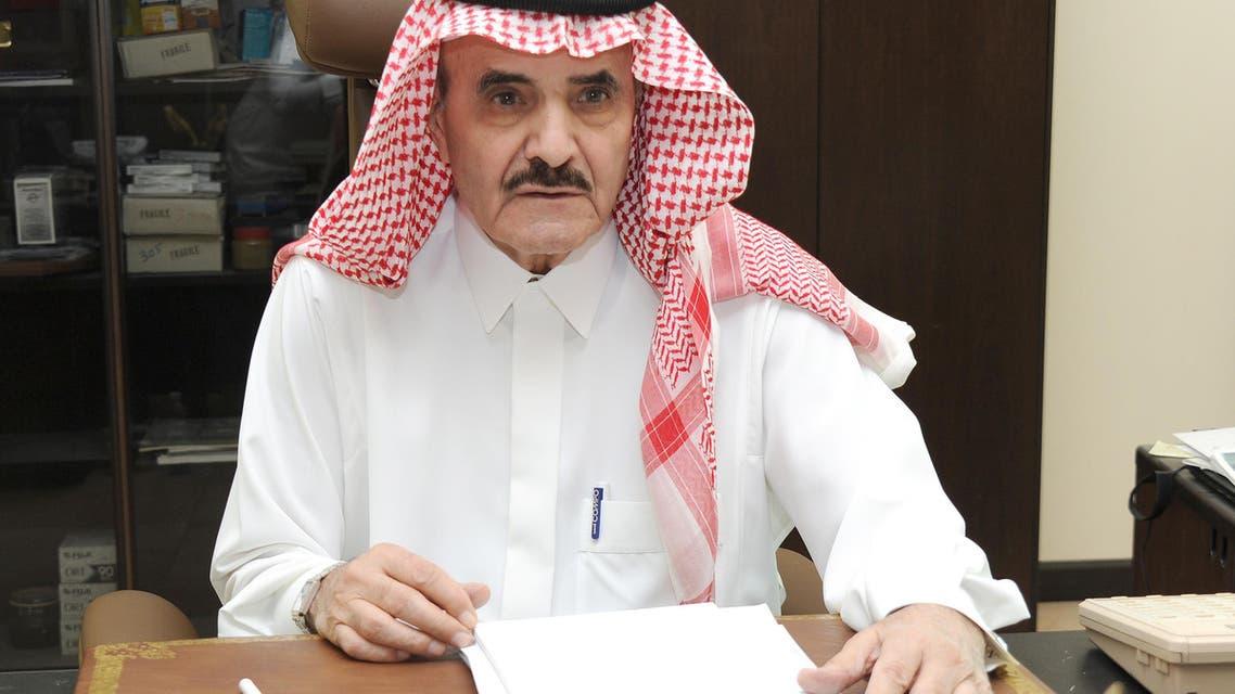 الكاتب السعودي تركي السديري