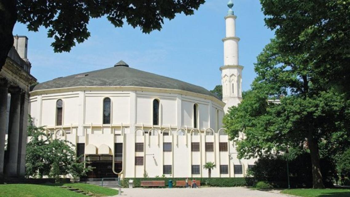 المسجد الكبير في بروكسل