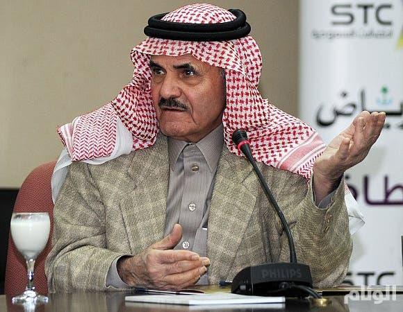 تركي السديري المشرف العام على صحيفة الرياض