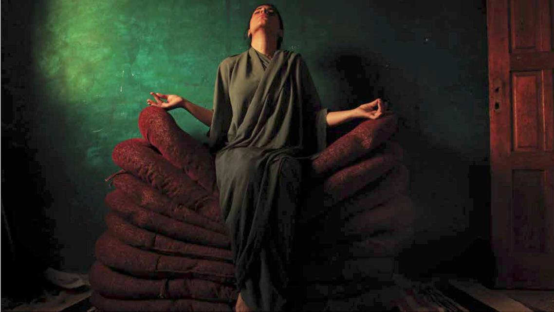 Nidaa Badwan art (Photo courtesy: Nidaa Badwan)