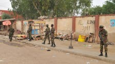 15 killed in Nigeria bank robbery, attack on police station