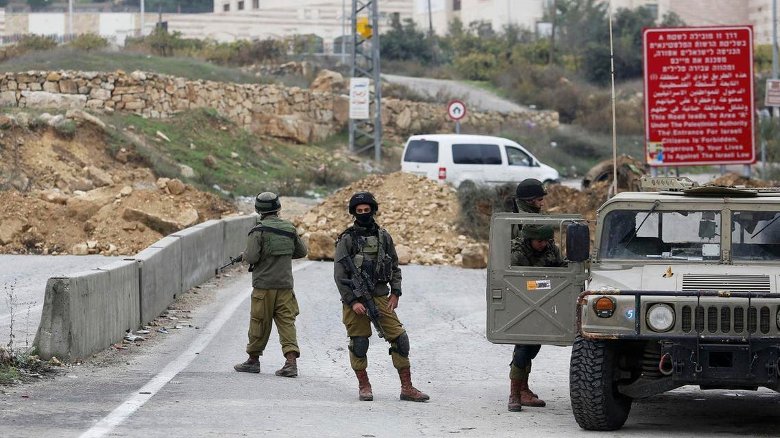 The latest wave of violence starting Oct 1. has left 98 Palestinians and 17 Israelis dead. (File photo: AP)