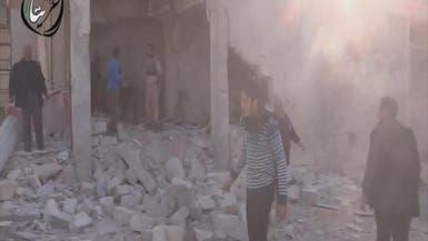 روسيا تستهدف أكبر منشأة لمعالجة المياه بريف #حلب