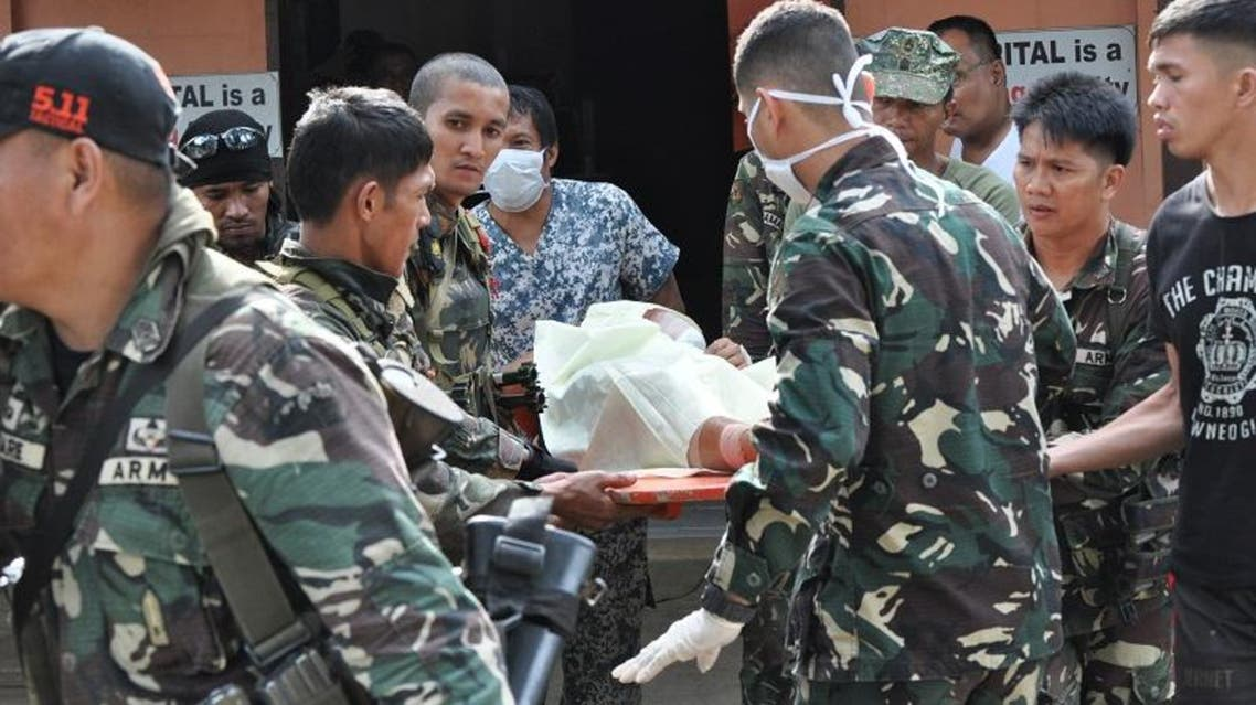 The military kills 8 members of a criminal gang that pledged allegiance to Islamic State of Iraq and Syria (Isis) jihadists in the southern Philippines.– AFP