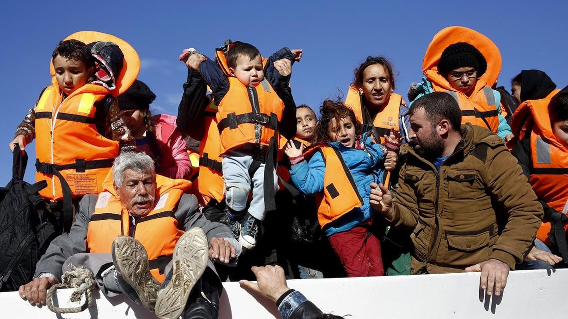 About 5,000 migrants are reaching Europe each day along the 'Balkan migrant route.' (File photo: Reuters)