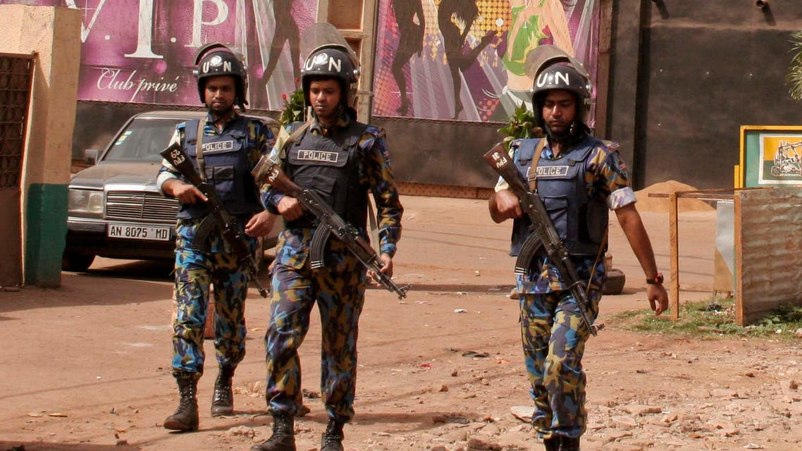 File photo of armed forces in Mali. (AP)