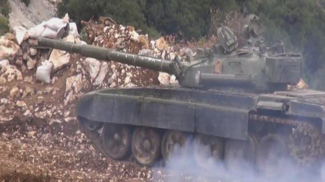 THUMBNAIL_ عسكريون:  التدخل الروسي غير توزع القوى في سوريا
