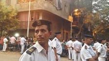 Gunmen kill four Egypt policemen south of Cairo