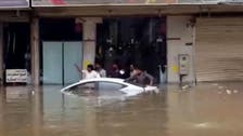 """السعودية..مطر بريدة يذكّر بـ""""سنة الغرقة"""" قبل 60 عاماً"""