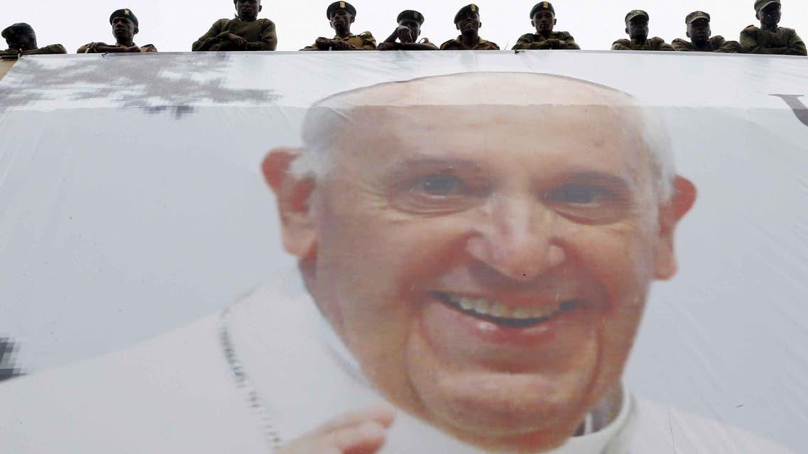 Pope in Africa