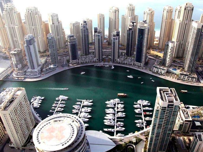 """""""دائرة الأراضي"""": 543 مليون درهم تصرفات عقارات دبي"""