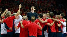 Andy Murray gives Britain Davis Cup title after 79 years