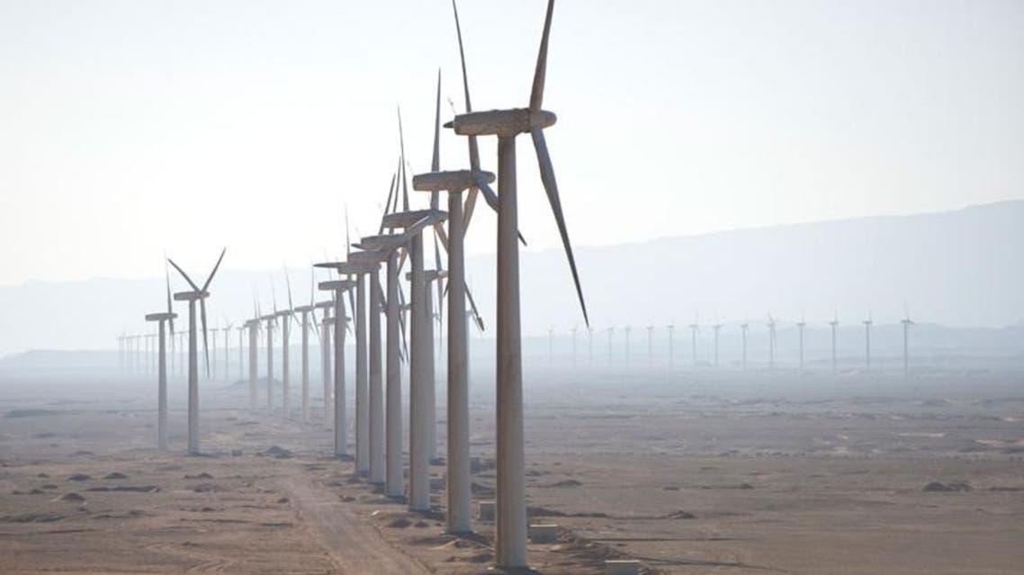 محطة لطاقة الرياح - مصر