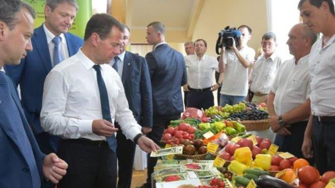 روسيا - زراعة