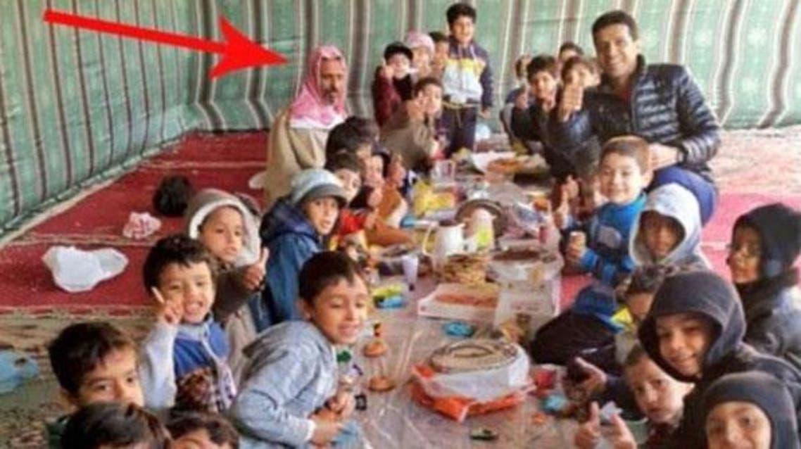 """صورة معلم القرآن الراحل تُبكي """"تويتر"""""""