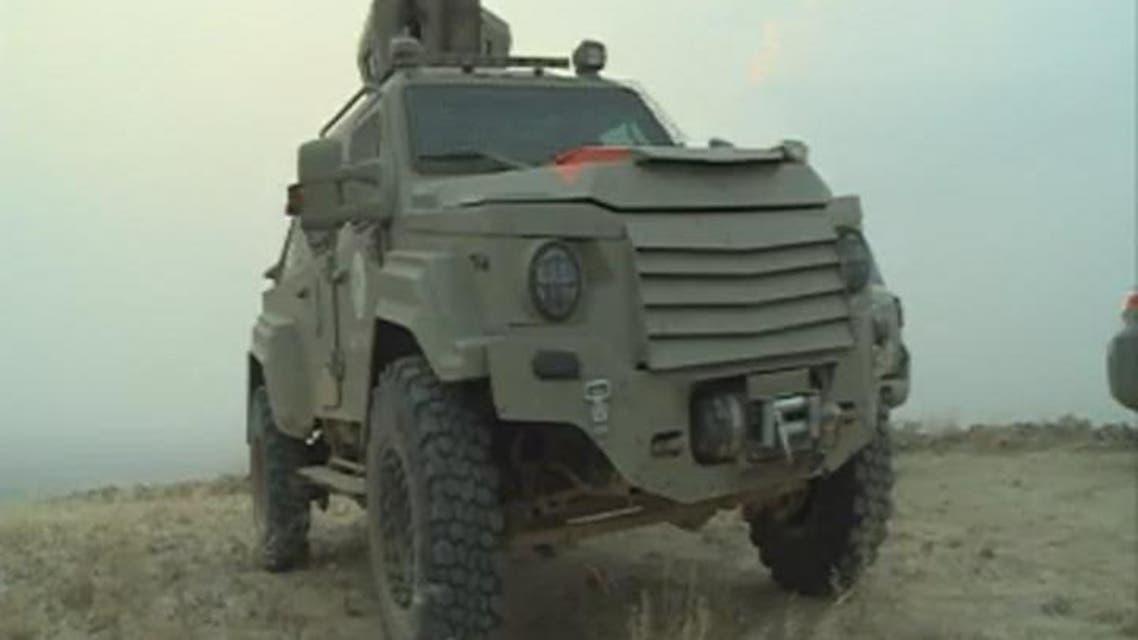 THUMBNAIL_ القوات السعودية تصد محاولة اقتحام حوثية عند الحدود