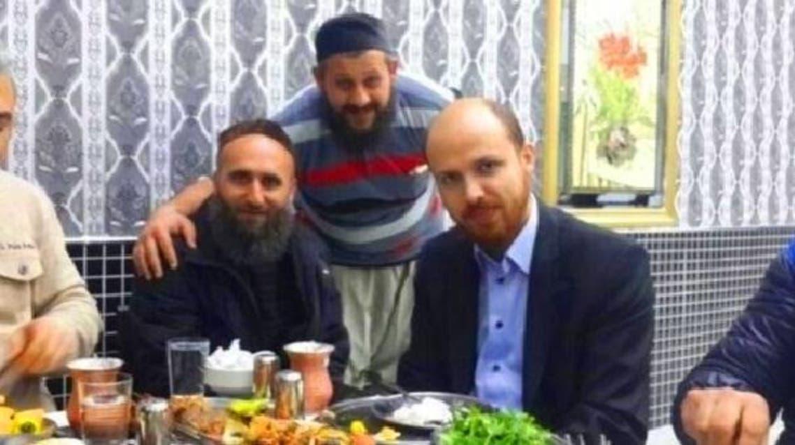 صاحبا المطعم مع ابن أردوغان، جعلوهما من قادة داعش