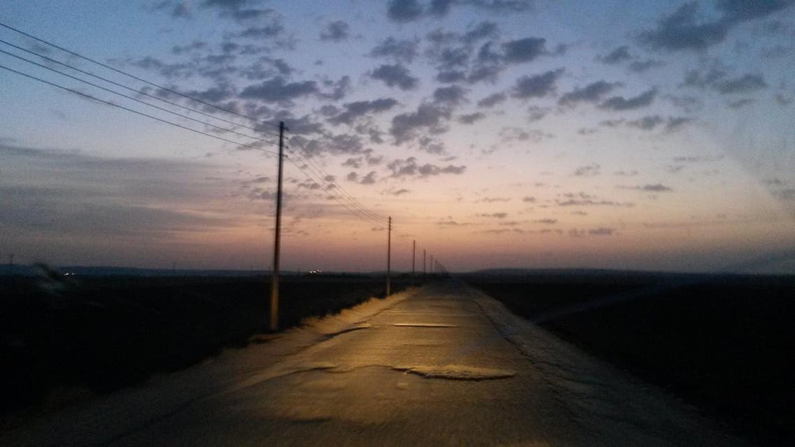 Dispatch from our war & conflict reporter as he navigated his way from Kobane to Erbil. (Florian Neuhof/Al Arabiya News)
