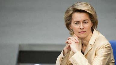 وزيرة الدفاع الألمانية تحذر ترمب: لا تنس القرم وحلب