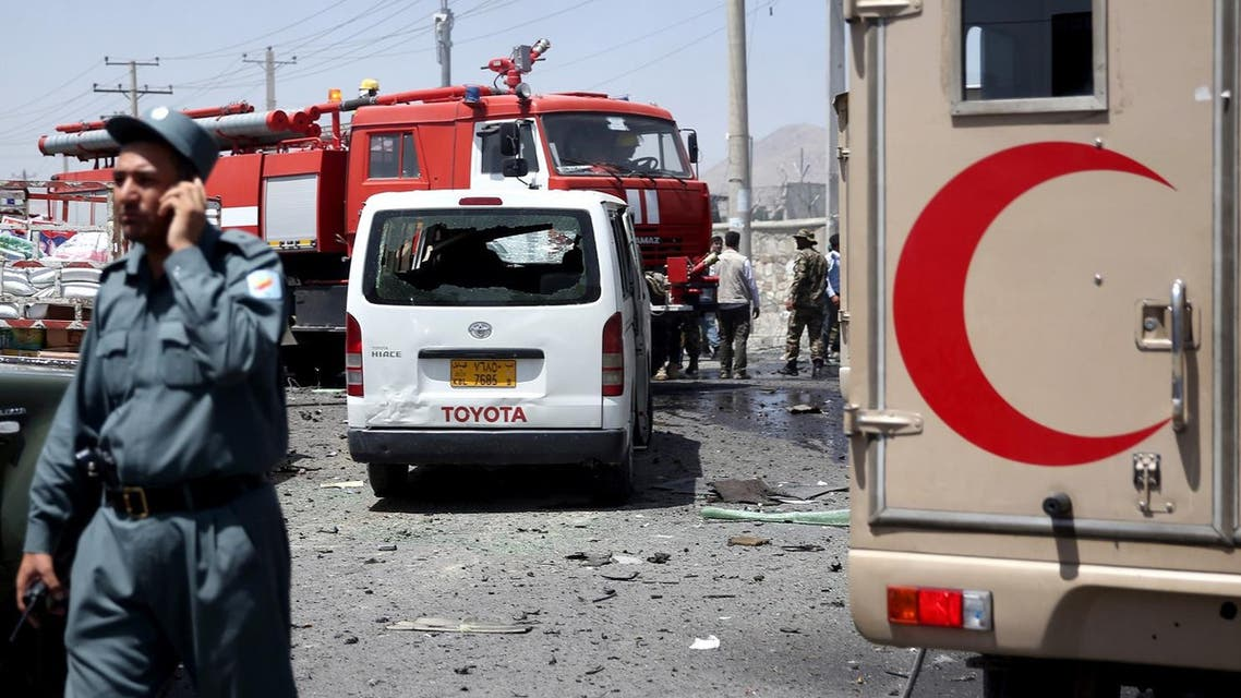 Afghanistan still regularly sees explosions from left-over land mines and other unexploded ordnance that kill dozens of people despite decades of clean-up efforts. (File photo: AP)