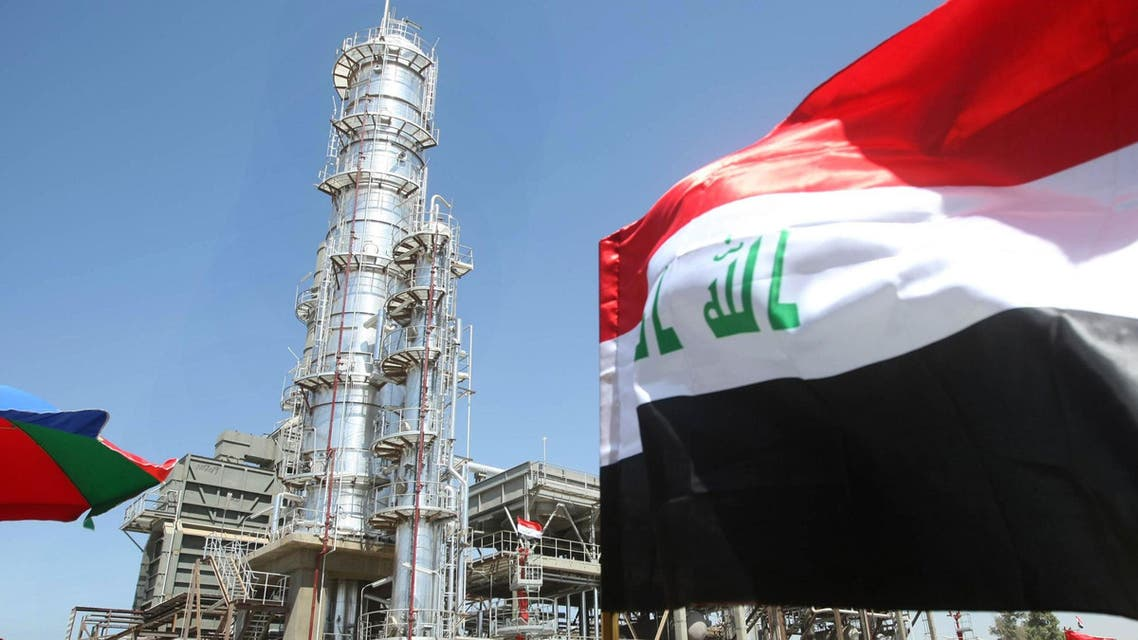 نفط - العراق