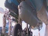 #روسيا تنشر صوراً لطلعات مقاتلتها المزودة بصواريخ جو-جو