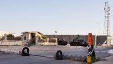 Libyan air strikes hit ISIS forces pushing eastward
