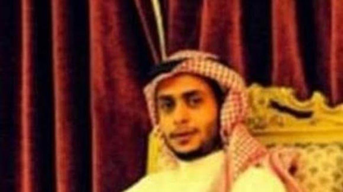 المبتعث السعودي عبدالله بن فهد القميزي