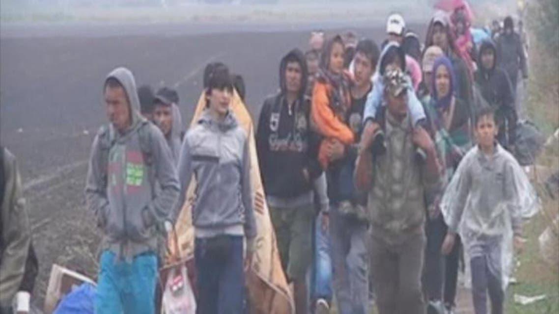 THUMBNAIL_ اعتزام أوربا إعادة الكثير من اللاجئين يثير قلقهم