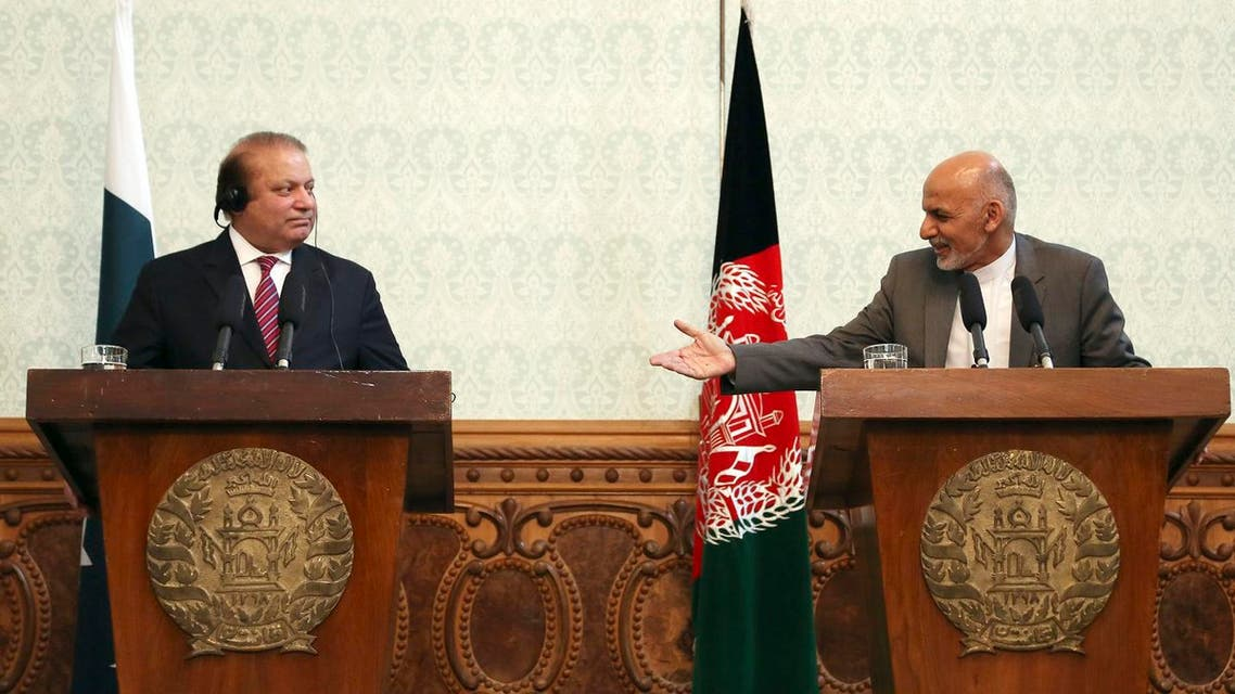 Pakistan said in July that the first official face-to-face discussions between Afghan government officials and the Taliban have made progress, with the two sides agreeing at a meeting near Islamabad to work on confidence-building measures. (File photo: AP)