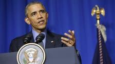 #أوباما يطالب الليبيين باستثمار الاتفاق السياسي