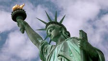 U.S. statue of liberty 'inspired by an Arab woman'