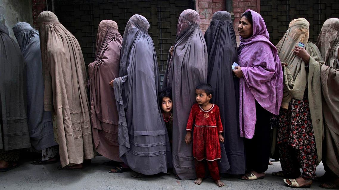 Women's turnout is usually weak in the most conservative rural parts of Pakistan because of male patriarchal norms. (File photo: AP)